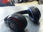 BEATS AUDIO Headphones STUDIO B0501